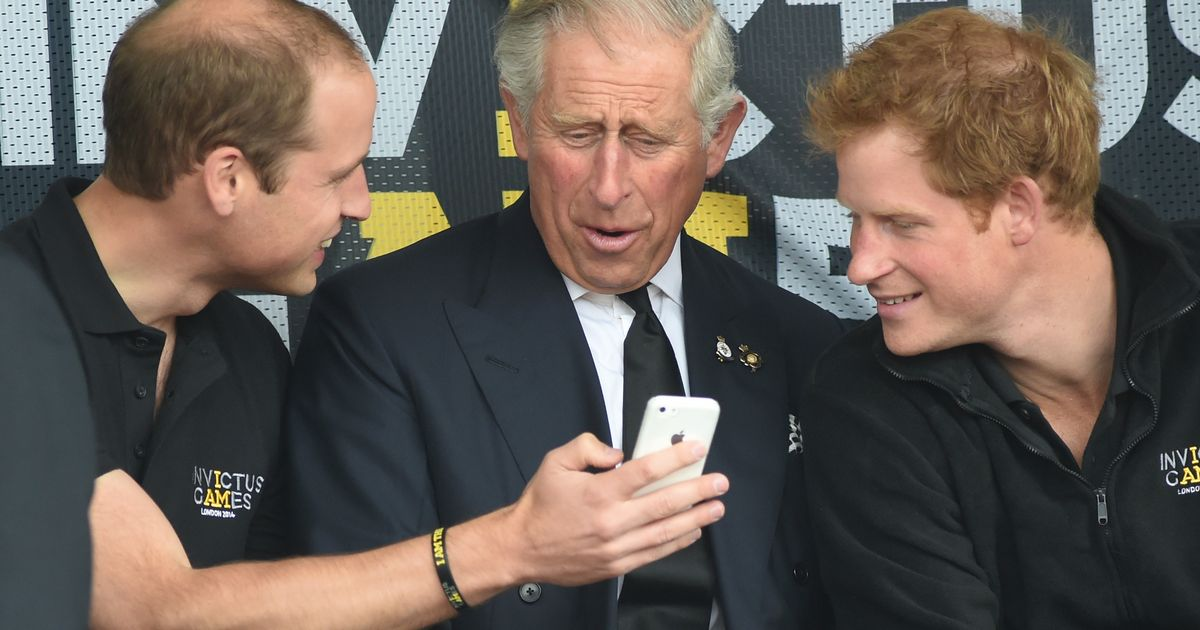 Royal family have a WhatsApp group – and we'd love to know what they talk about