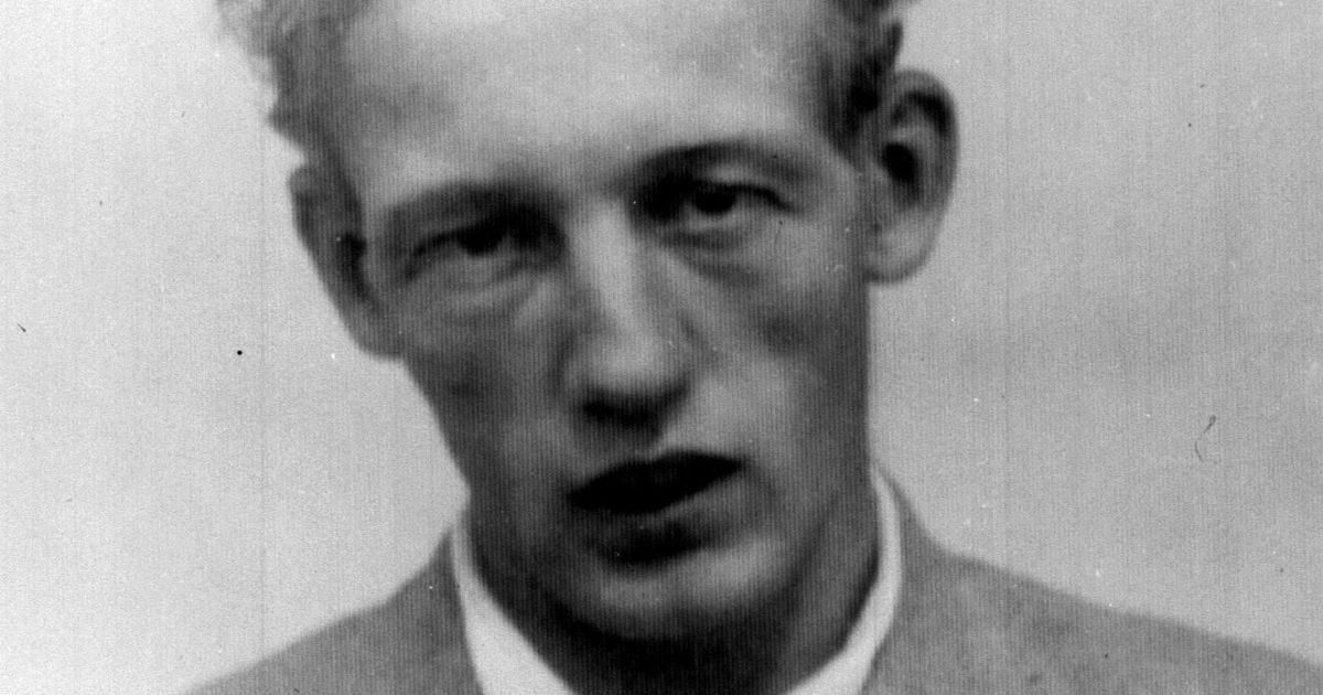 Horror of evil child killer John Straffen who strangled victims