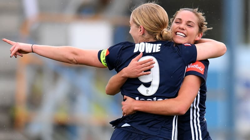 Melbourne Victory enjoy life at the top in W-League