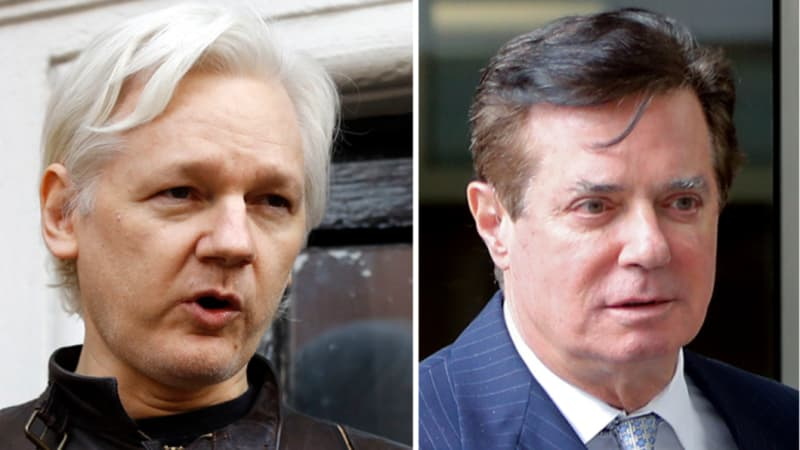 Manafort tried to broker deal with Ecuador to hand Assange over to US