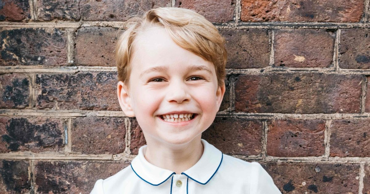 Prince William reveals one thing Prince George knows he's 'useless' at