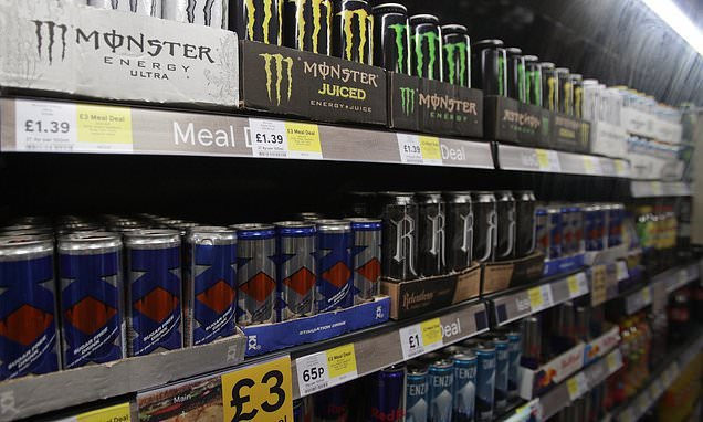 MPs tell PM there isn't enough evidence to ban energy drinks to kids
