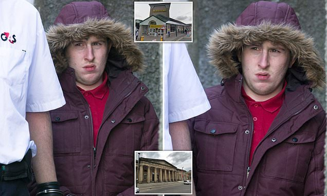 Thug, 30, dubbed 'poster boy for soft justice' is jailed for 25th time