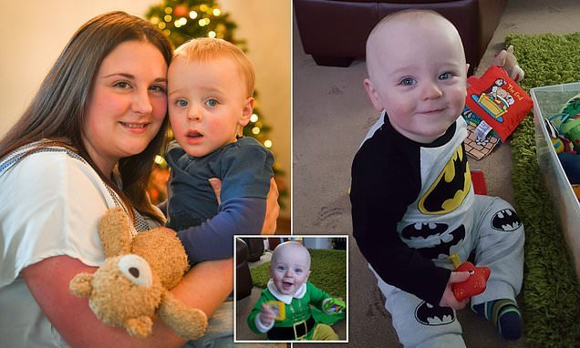 Mum has banned buying Christmas presents for her two-year-old son