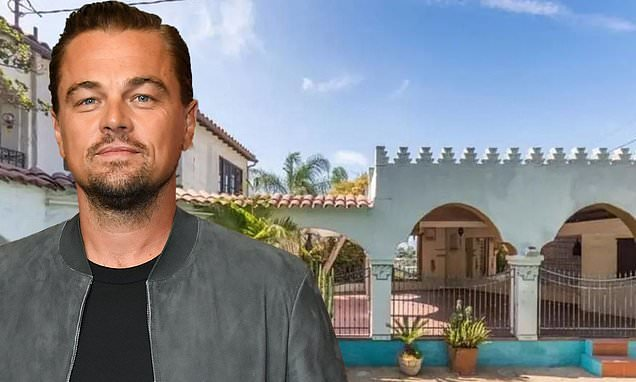 Leonardo DiCaprio puts LA home up for sale for $1.749 million