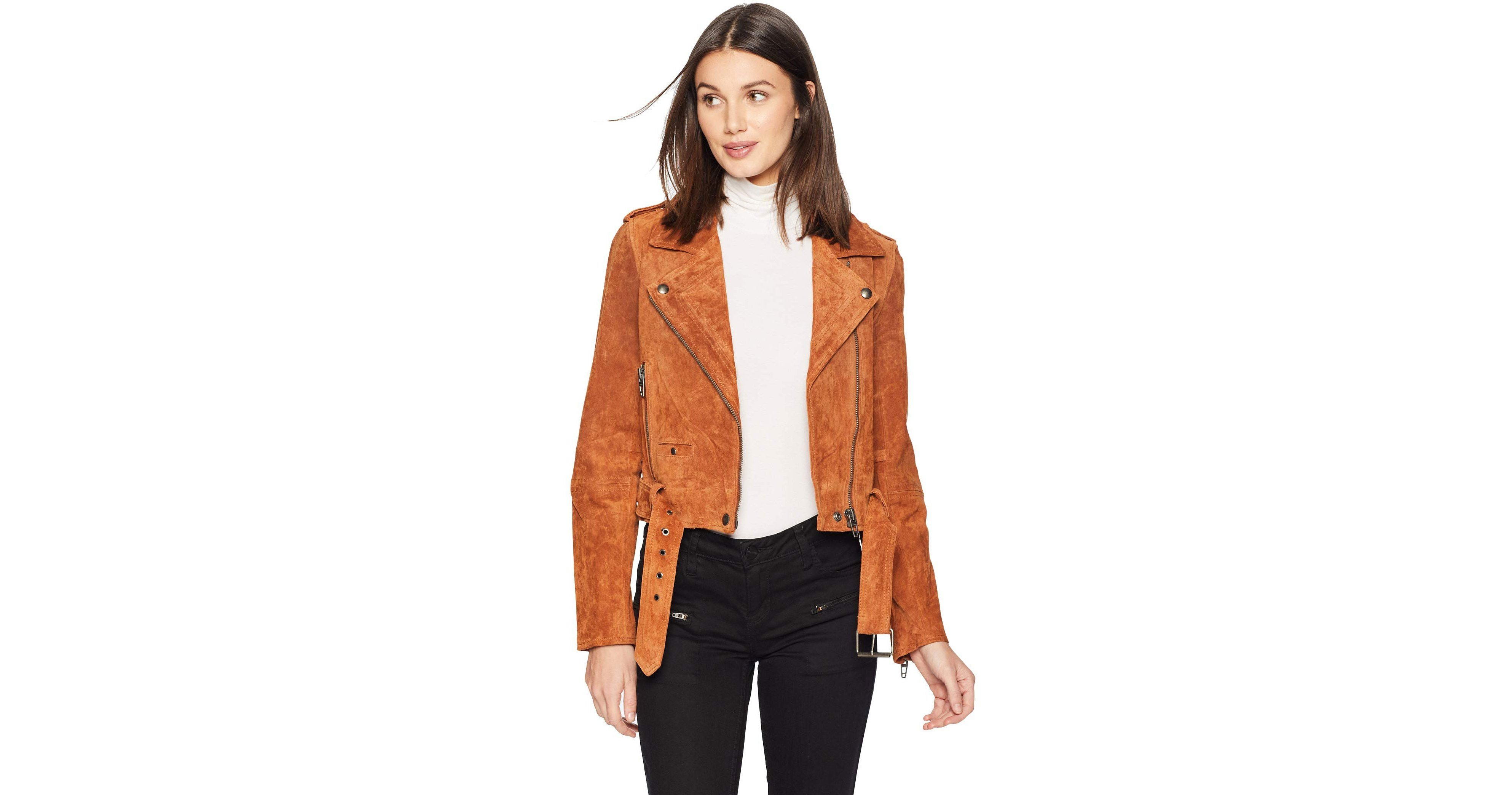 We're Taking Our Edgy Style to New Heights With This Moto Jacket