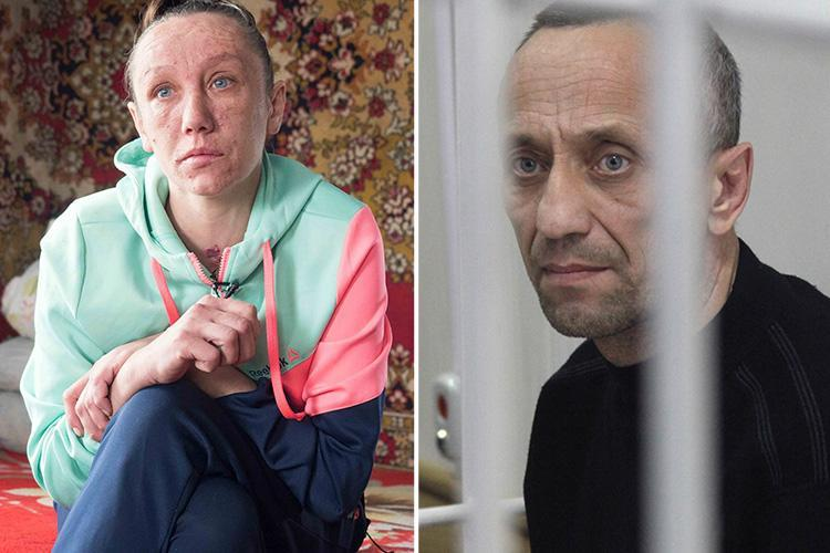 Survivor of Russia's 'Werewolf' serial killer tells how she woke up in a MORGUE after he raped her and left her for dead
