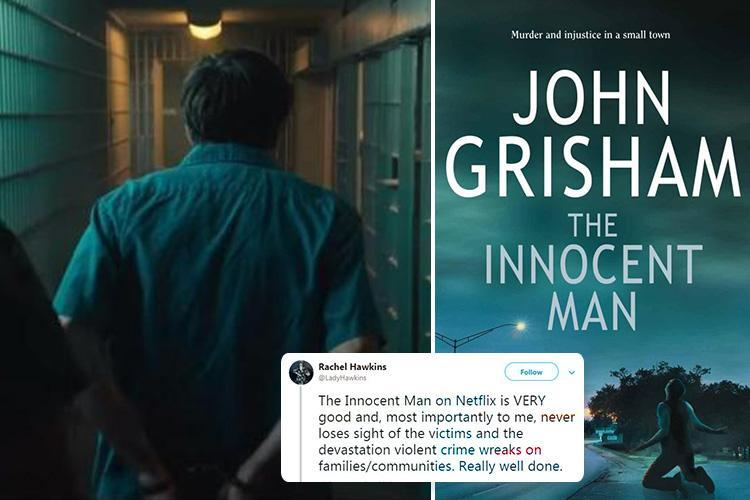 Netflix's latest true crime series Innocent Man investigates two violent murders – leaving viewers gripped