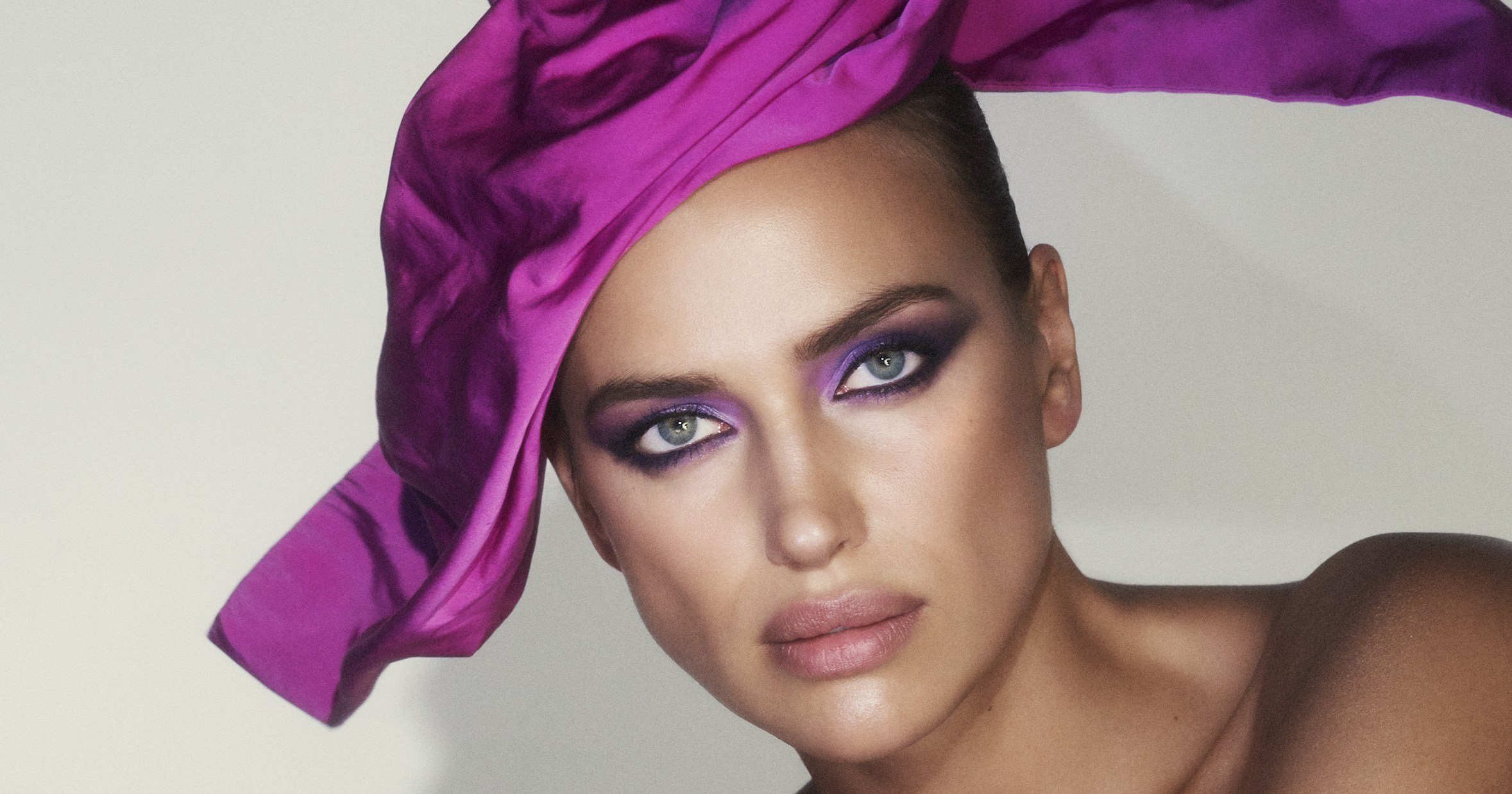 Irina Shayk Is the New Face of Marc Jacobs and the Campaign Is Stunning