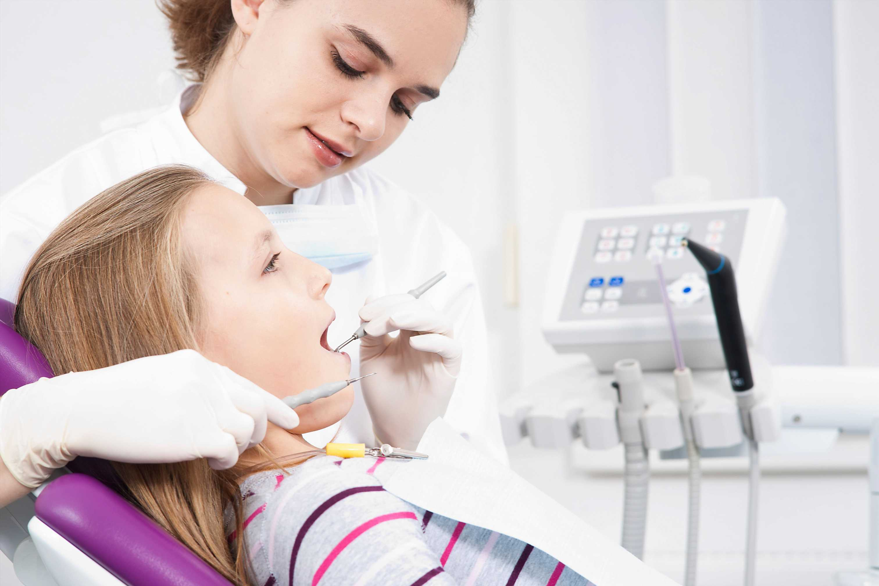 Five million kids have NOT had a dental check-up in the past 12 months