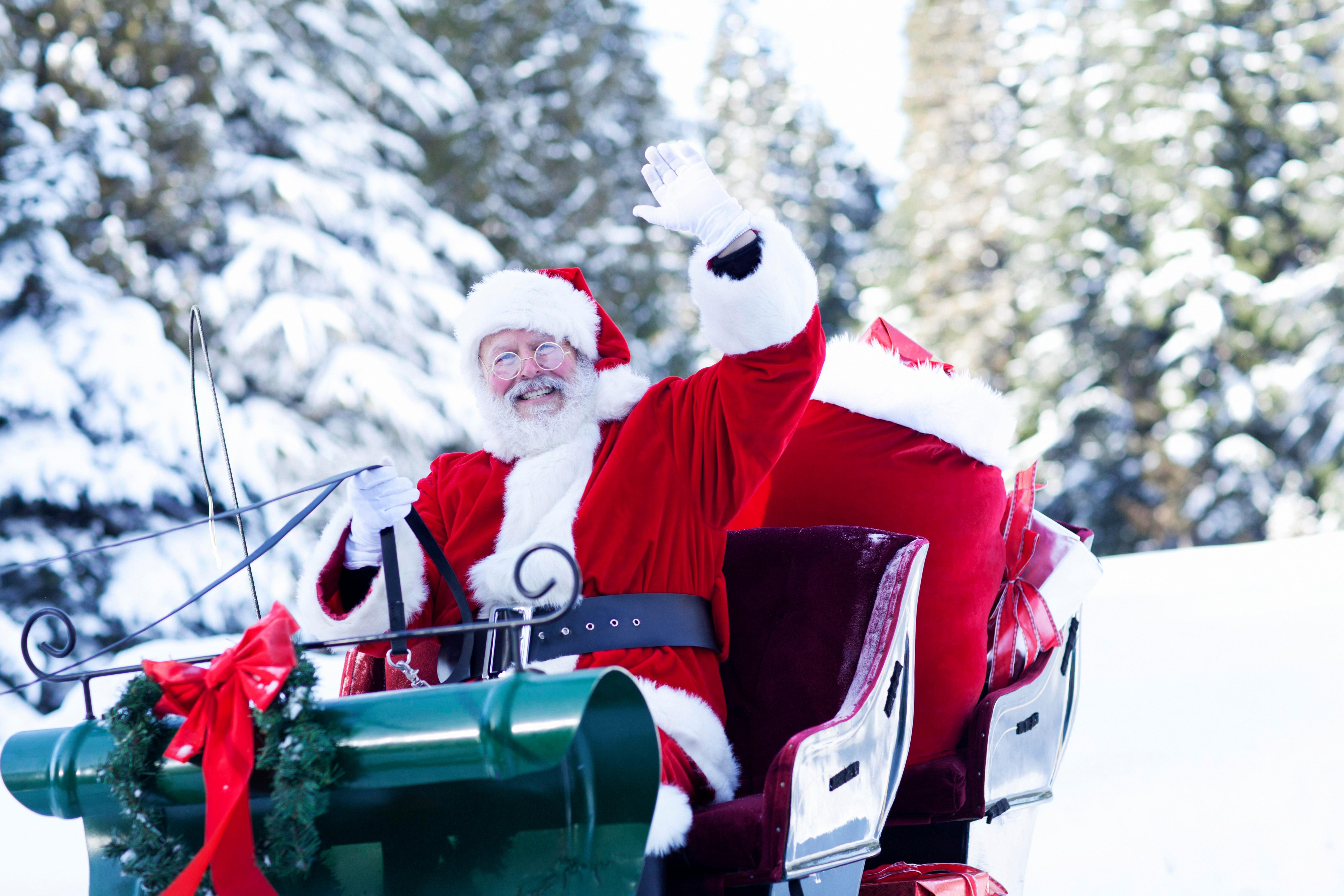 NORAD Santa Tracker 2018 – How to follow Father Christmas' journey around the world on Christmas Eve