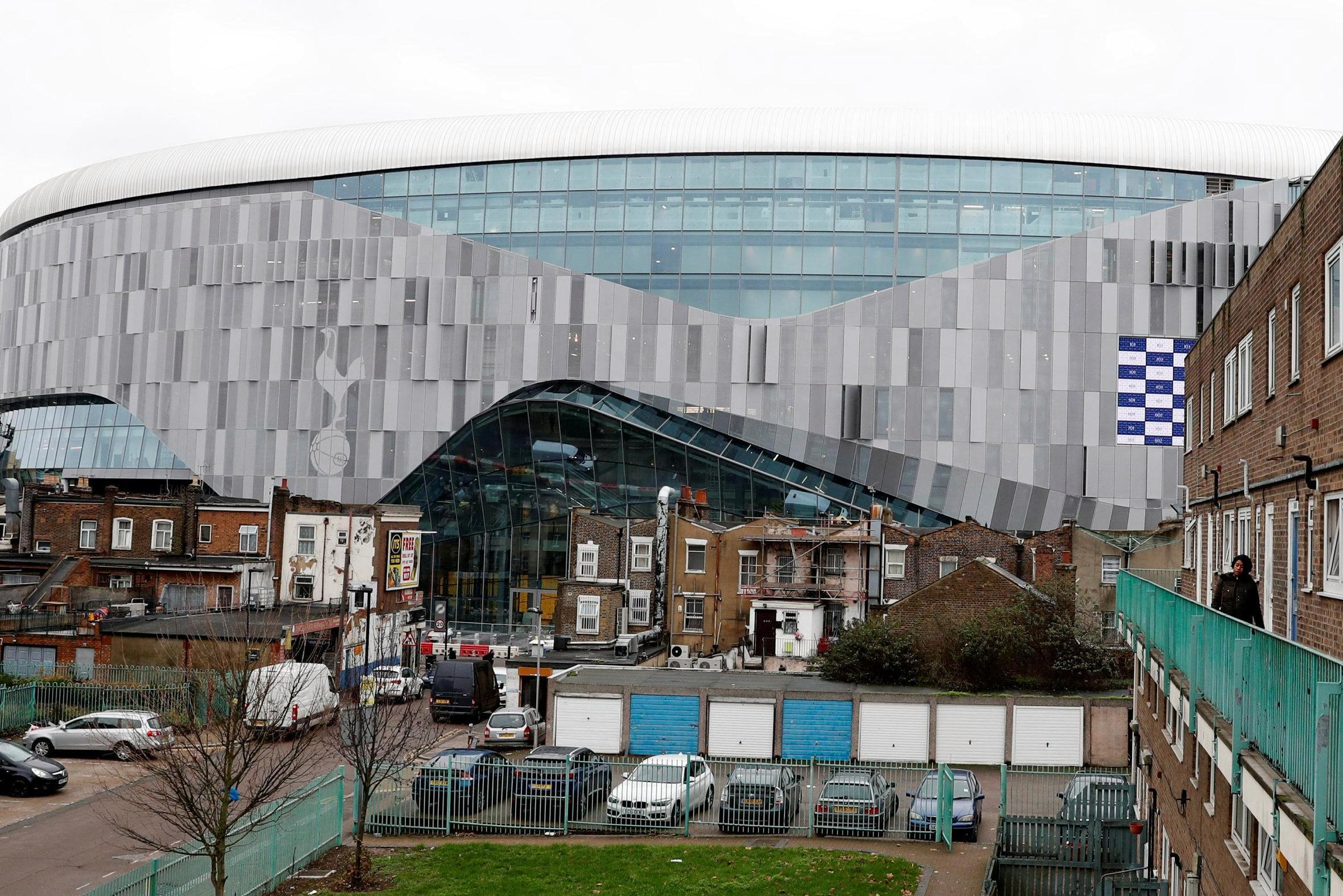 Tottenham refuse to pay for street cleaning outside their new stadium