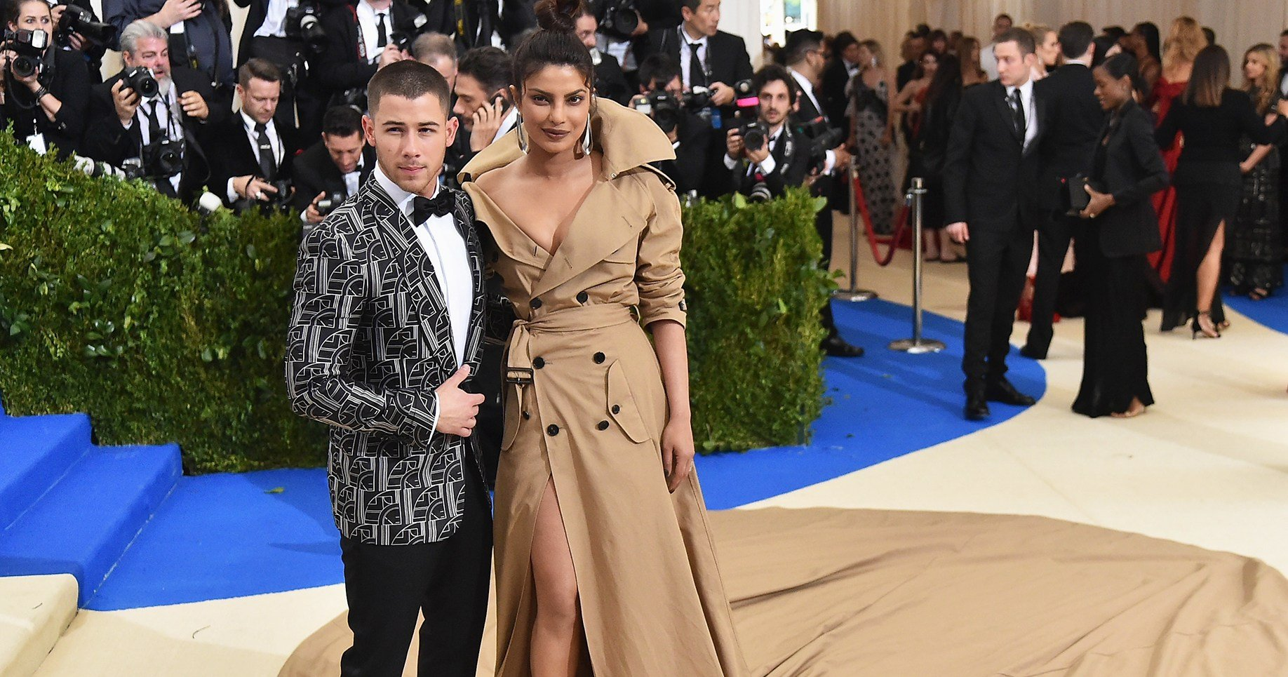 Nick Jonas Jokes About the 'Number One' Relationship Rule He Has With Priyanka