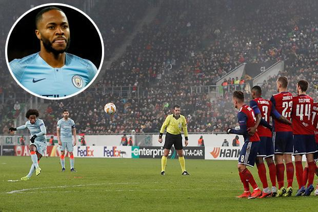 Chelsea blast 'brainless' fans for vile 'anti-Semitic' chants at Europa League clash just five days after Raheem Sterling was allegedly racially abused at Stamford Bridge