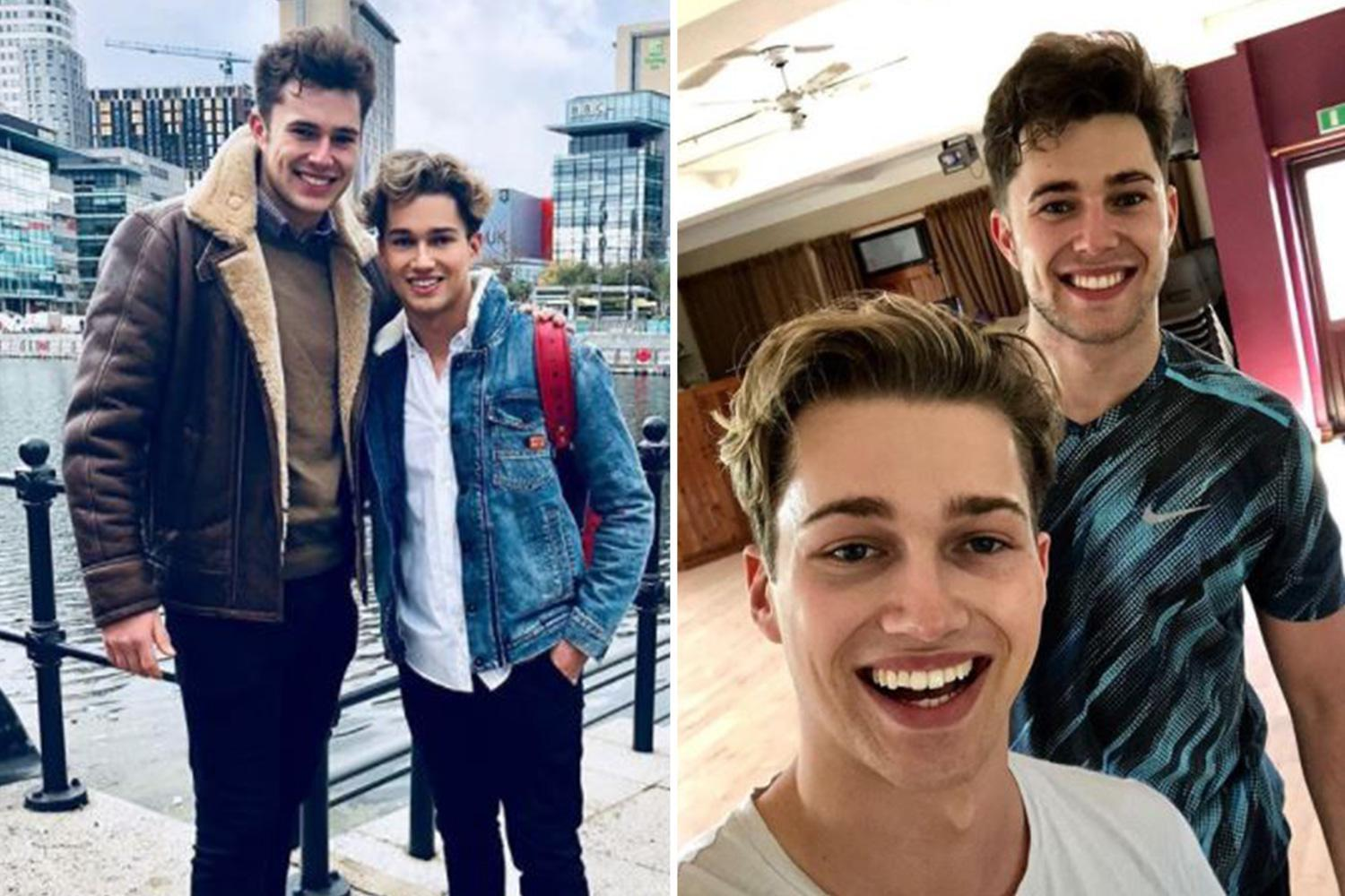 Strictly star AJ Pritchard's brother Curtis to undergo emergency surgery on his knee tomorrow after horrific nightclub attack