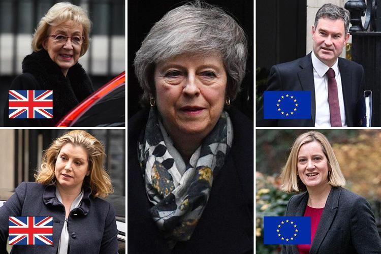 No Deal Brexit plans see troops called up, Christmas cancelled for civil servants and Cabinet ministers at war