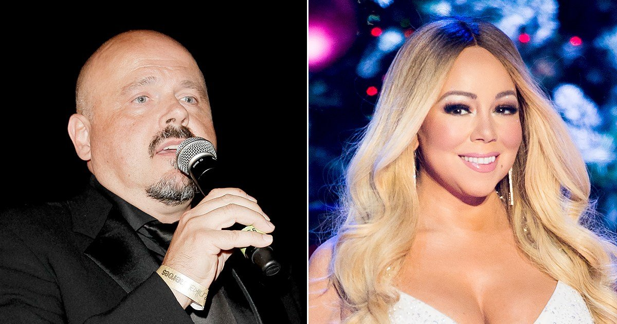 'All I Want for Christmas Is You' Cowriter Slams Mariah Carey