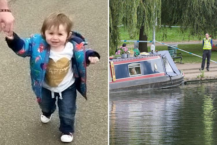 Girl, 2, drowned in river after 'dashing away' from parents at fun day in 'tragic accident'