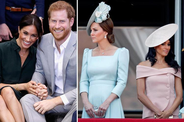 Meghan Markle and Prince Harry launch 'mole hunt' in desperate bid to stop more gossip leaking out of Kensington Palace