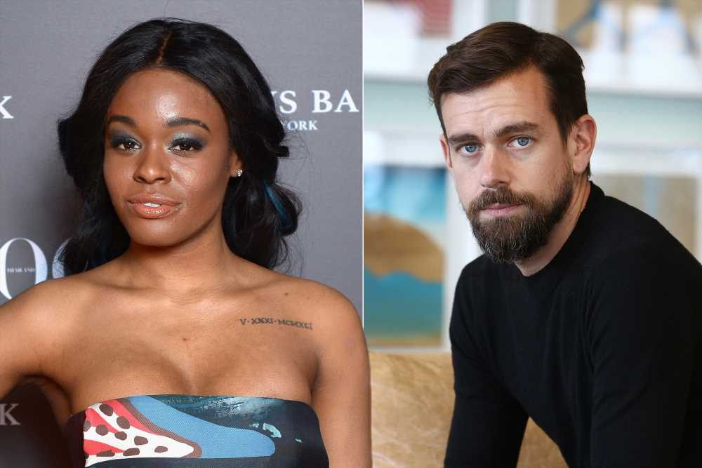 Did Azealia Banks offer Twitter CEO Jack Dorsey protection from ISIS?