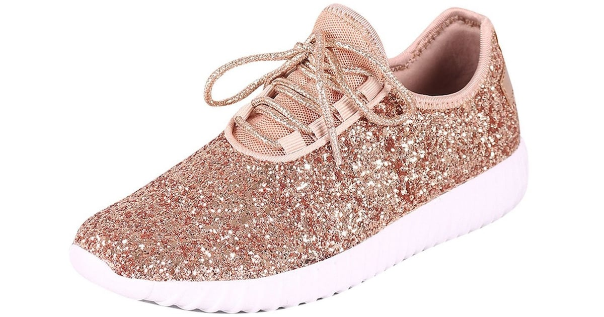 Whoa, Whoa, Whoa — Amazon Is Selling Rose Gold Sneakers (and They're Super Affordable!)