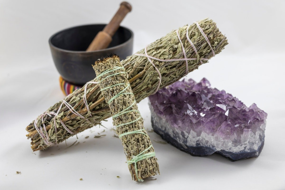 How To Cleanse Your Crystals To Maximize Their Healing Vibes