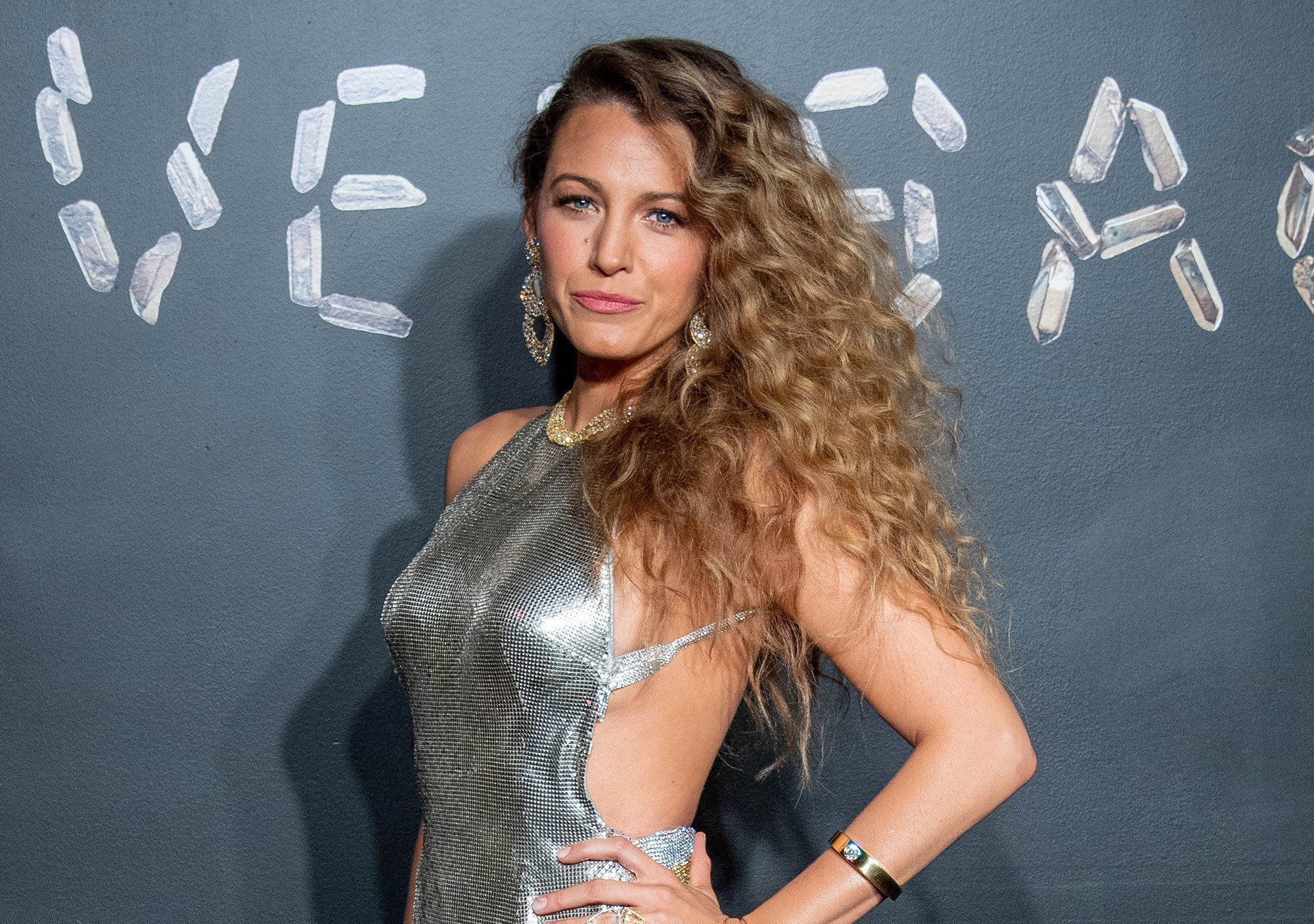 Blake Lively's vintage Versace chainmail dress costs $88K