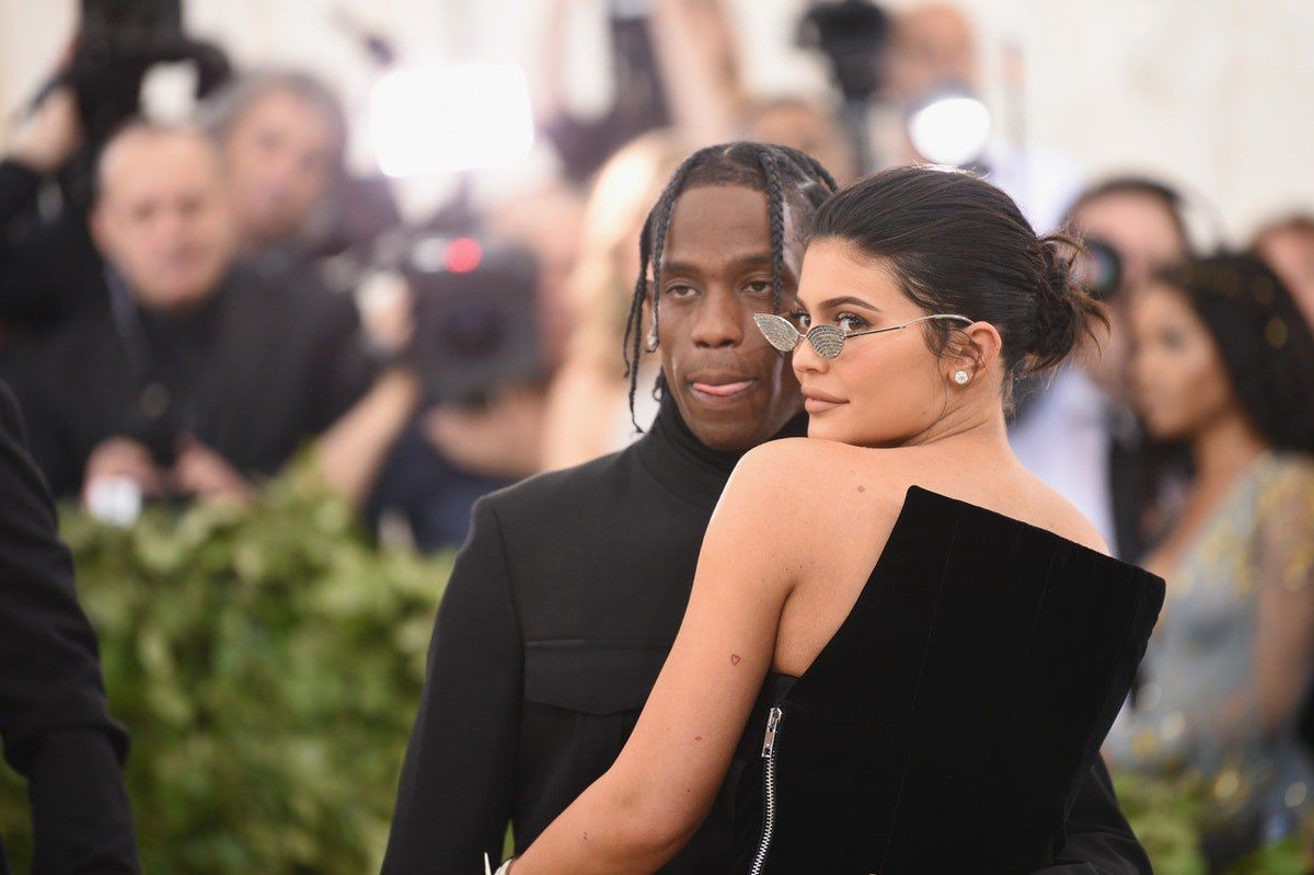 Kylie Jenner & Travis Scott Won't Let Stormi Watch TV For A Really Valid Reason