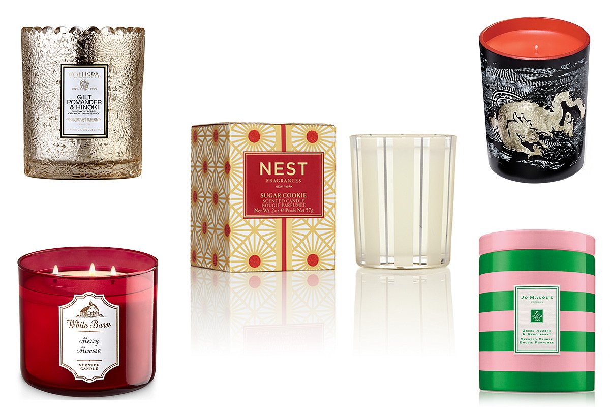 21 Seasonal Candles That Will Make Your Home Smell Like A Winter Wonderland