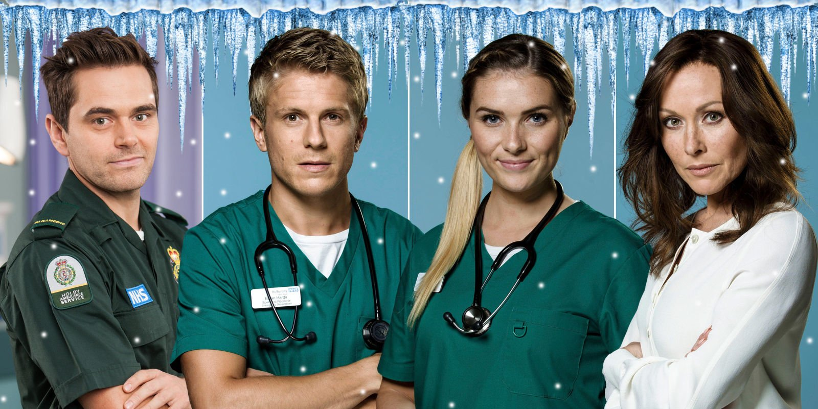 Casualty: 9 of the biggest spoilers from the show's explosive winter trailer