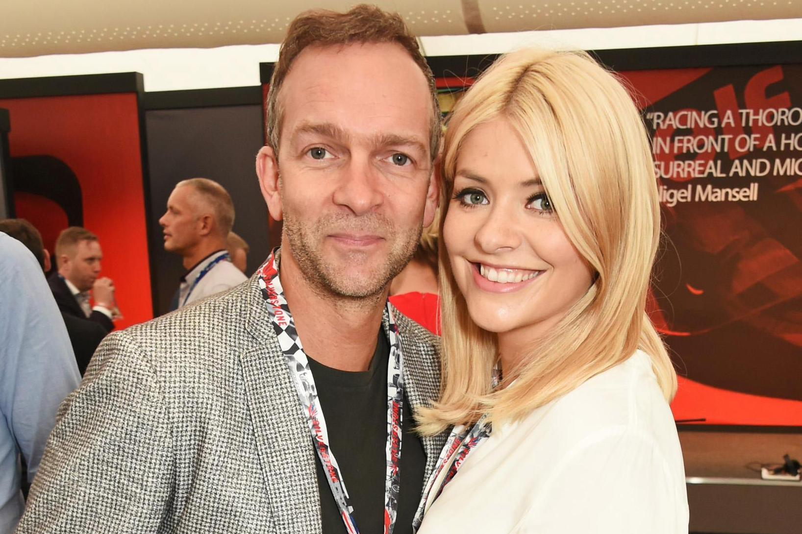 Who is Holly Willoughby's husband Dan Baldwin, when did they get married and what is his job?