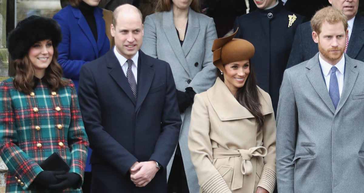 Kate Middleton & Meghan Markle Will Spend Christmas Together with Their Husbands