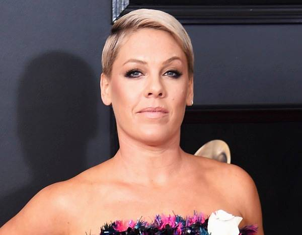 Pink Claps Slams a Stranger Who Criticized Carey Hart's Parenting