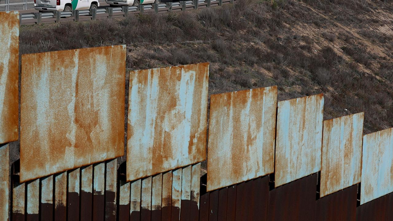 Feds find girl, 2, strapped to chest of teen boy caught crossing US-Mexico border