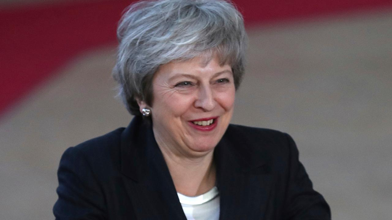May slams Tony Blair's new Brexit vote call