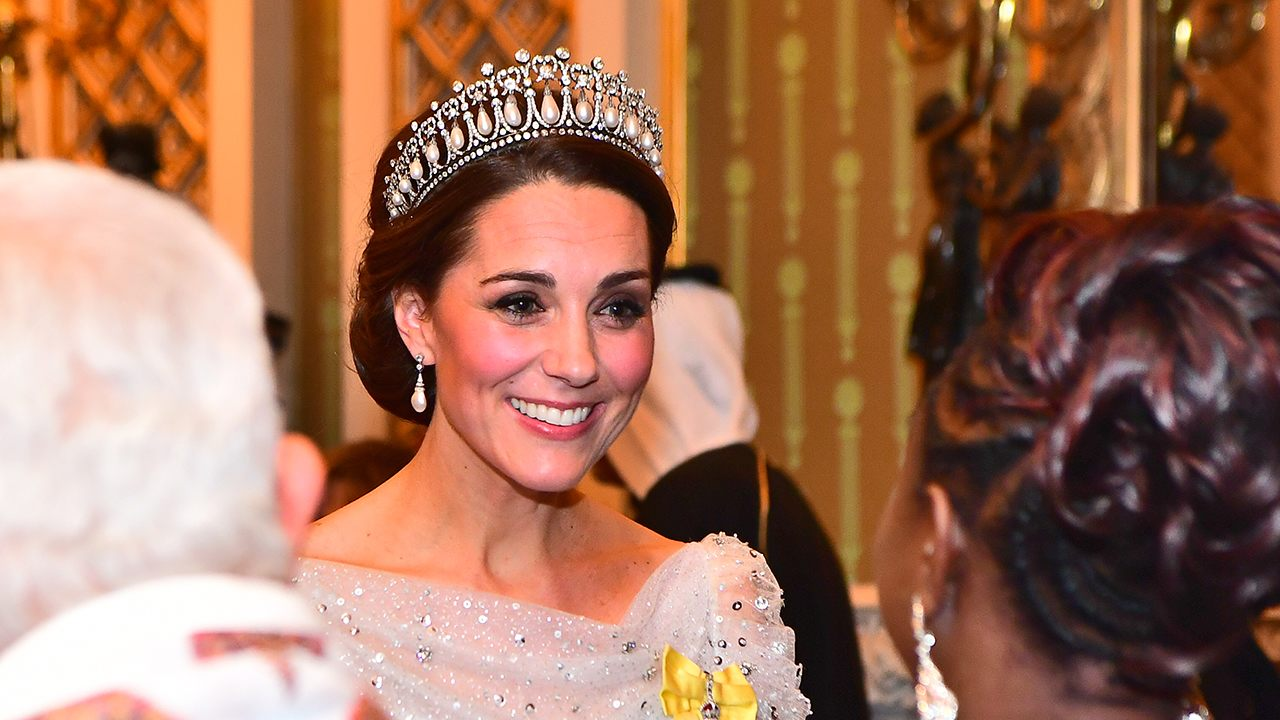 Kate Middleton wears 'favorite' tiara, also loved by Princess Diana, to royal event