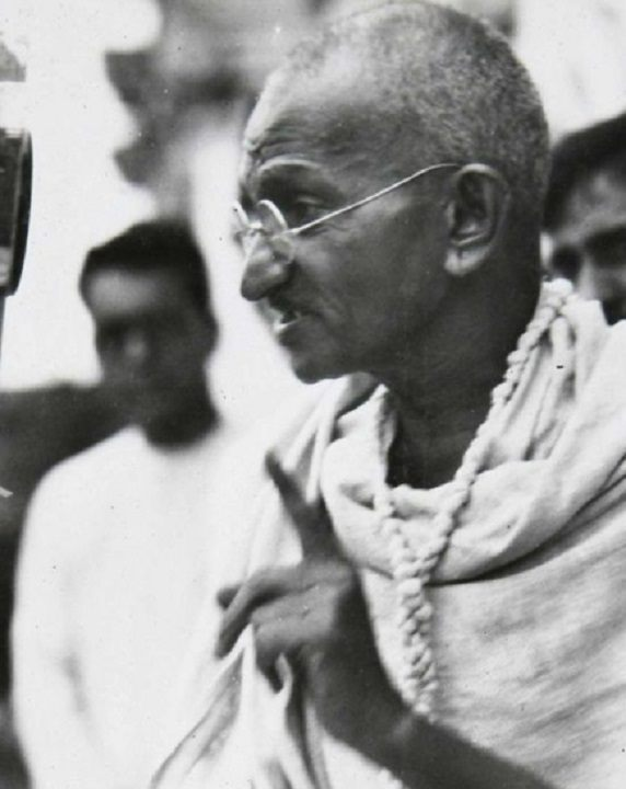 Gandhi statue removed from African university over claims of racism