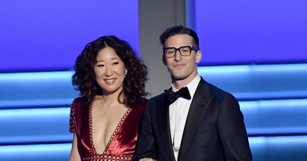 Sandra Oh and Andy Samberg to host 2019 Golden Globe Awards