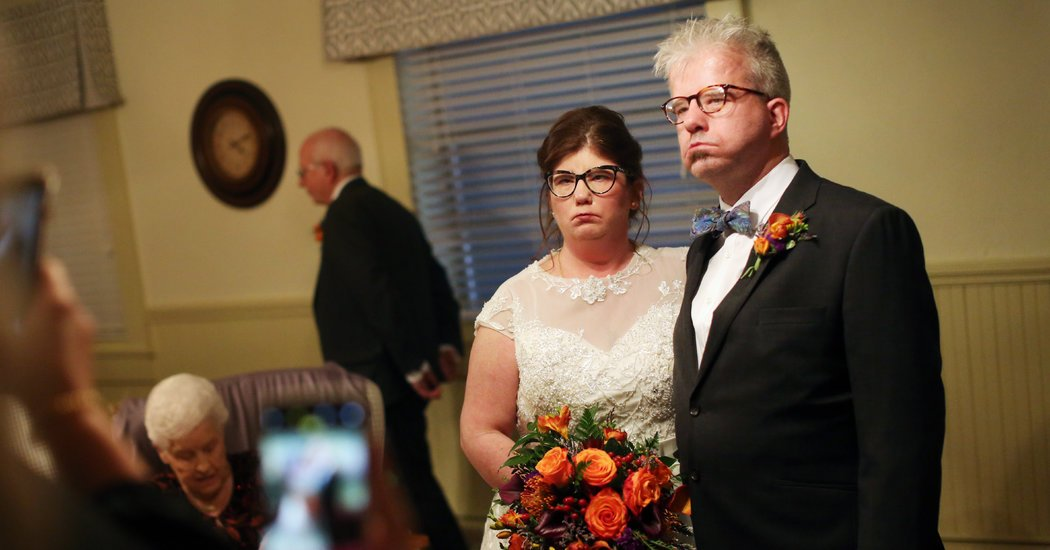 For Couple With Moebius Syndrome, Love Is Expressed From the Heart