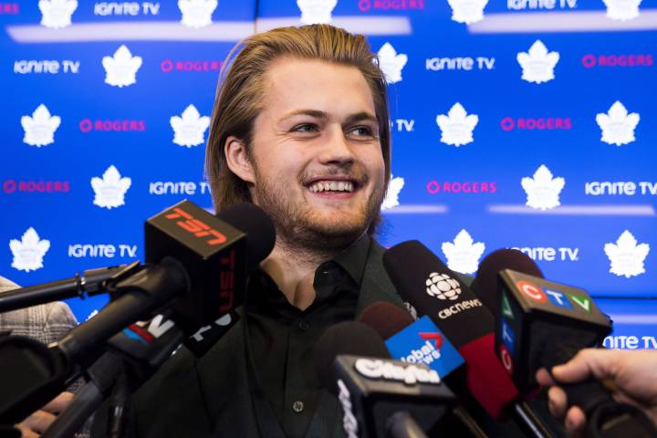 Rick Zamperin: William Nylander, Maple Leafs reunited and it feels so good