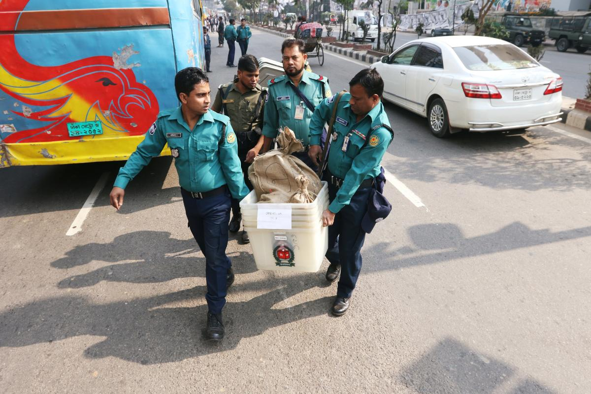Bangladesh votes in general election; PM Hasina expected to hold power
