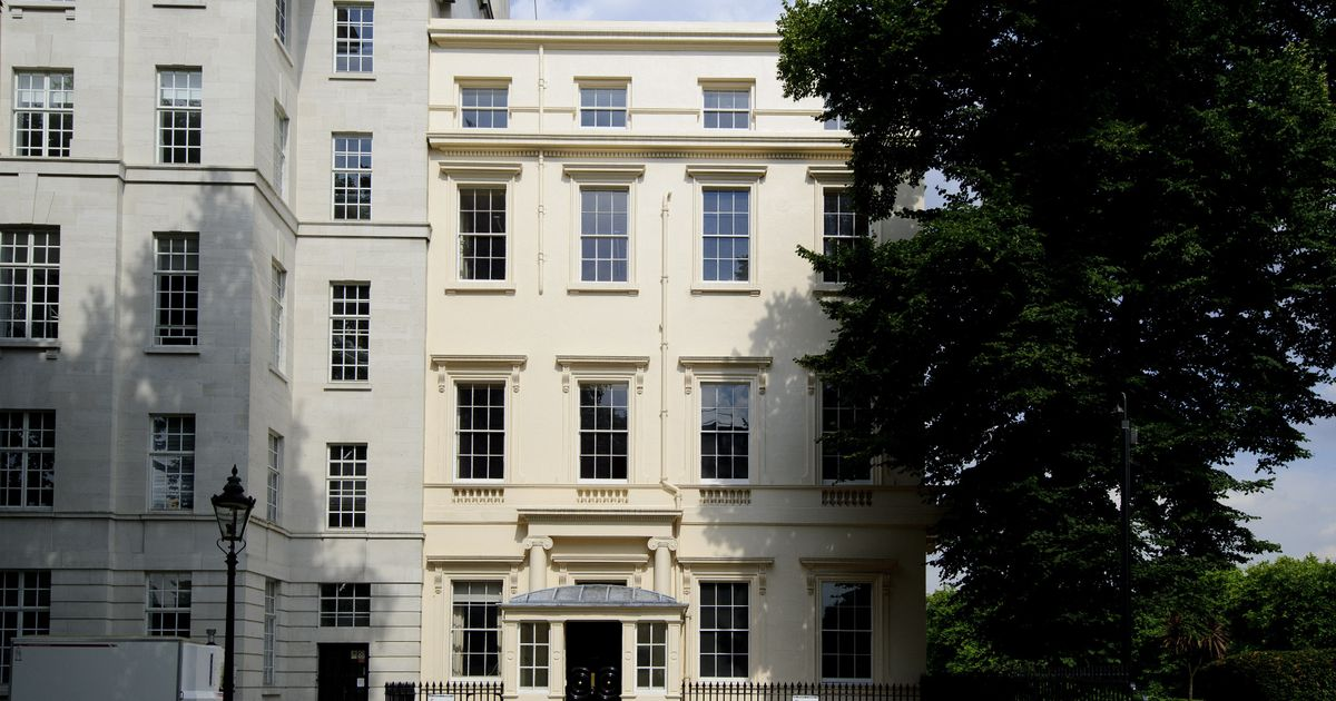 Billionaire buys London mansion for £95million – city's most expensive ever home