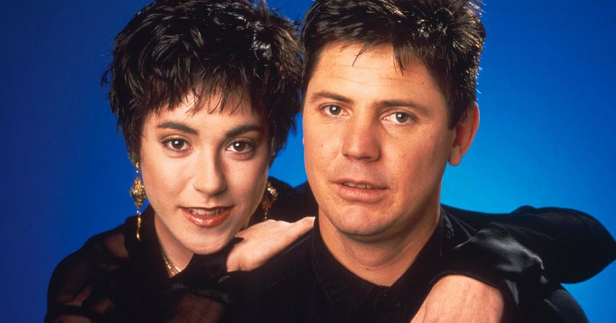 Married Mark Little used his Neighbours character to woo stripper