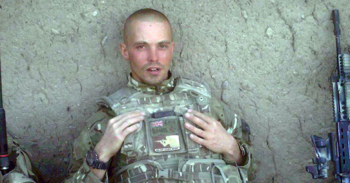 British soldier sues Army after catching 'Q fever' from sheep poo in Afghanistan