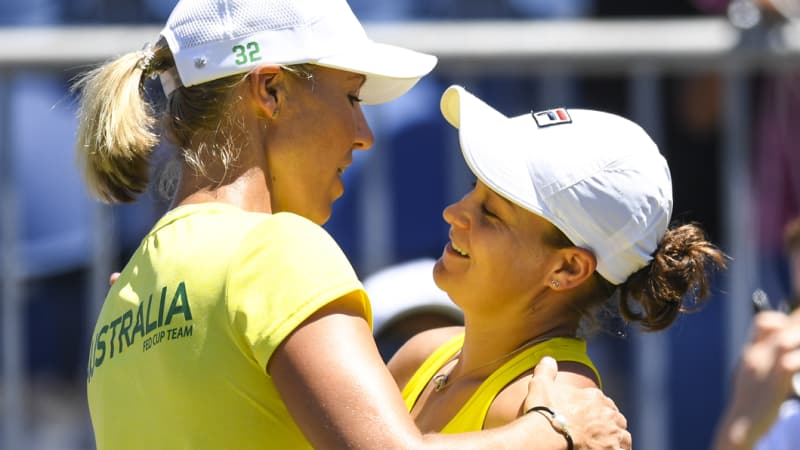 Why this special coach-player bond could deliver Australia grand slams