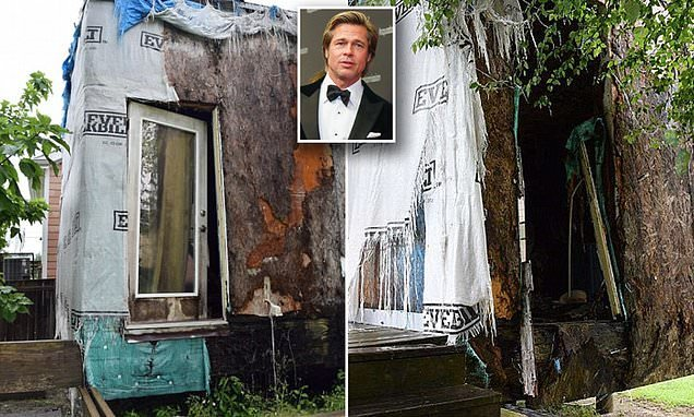 Brad Pitt refuses to quit New Orleans housing charity