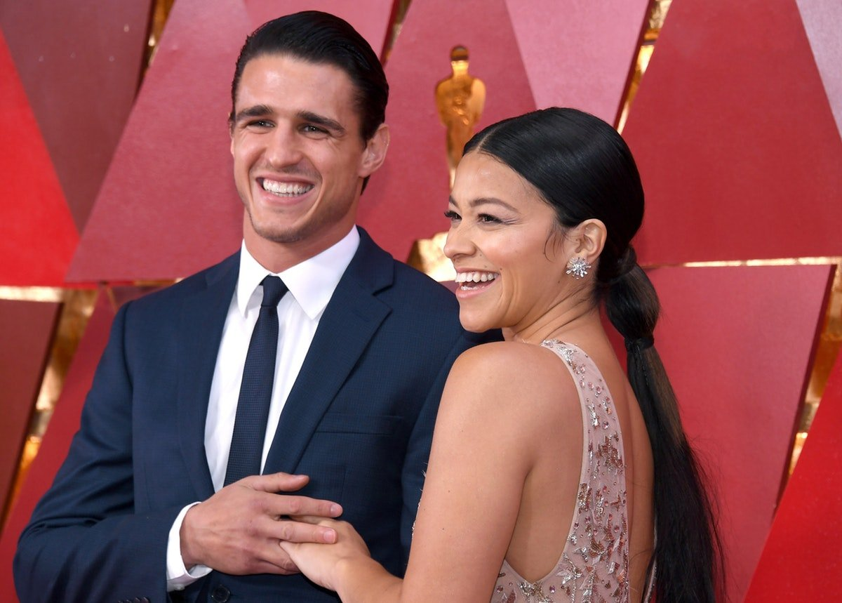Gina Rodriguez Explained Exactly Why Her Relationship With Her Fiancé Works So Well
