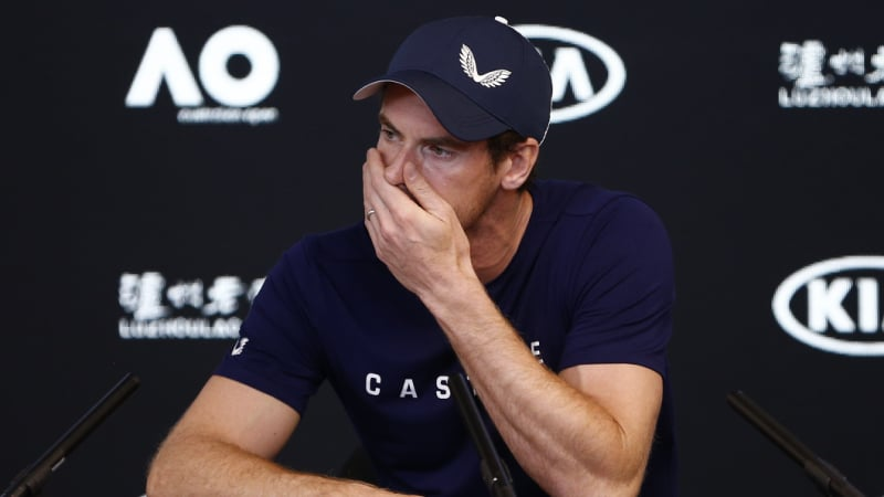 Murray ponders retirement after Australian Open