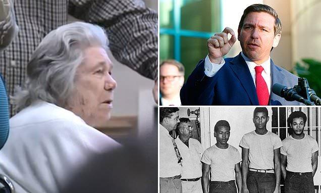 Florida Gov. posthumously pardons four black men in 1949 rape case