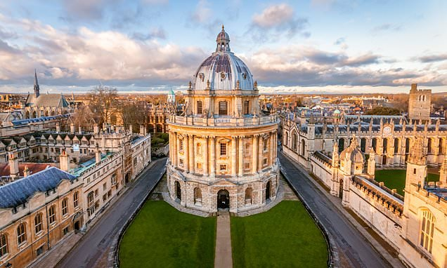Oxford University fellowship is forced to include men